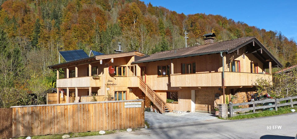 Haus Wimbachtal